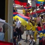 COLOMBIA, IGLESIA QUE ACOMPAÑA Y SIENTE CON EL PUEBLO