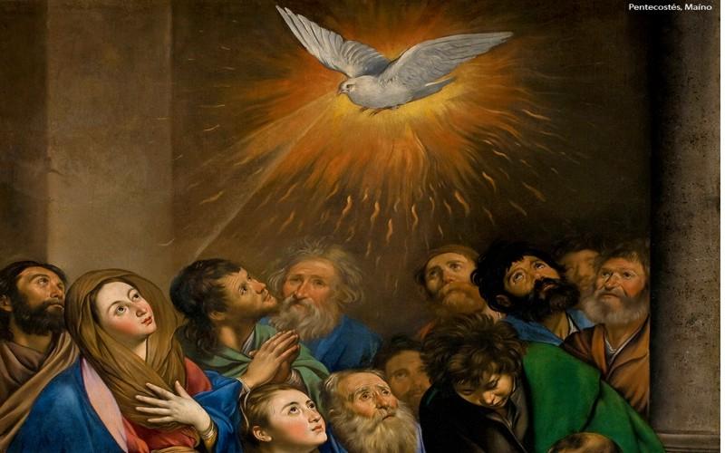 23 de mayo: Pentecostés