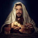JESÚS ALIMENTA LA FELICIDAD DEL COMPARTIR.